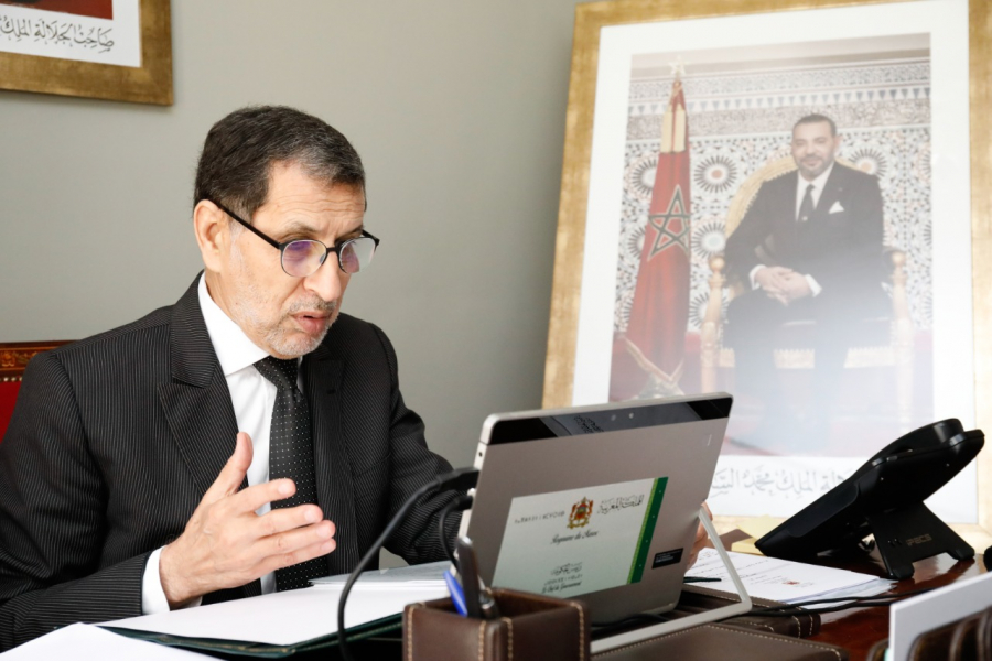 صورة رئيس الحكومة يترأس الاجتماع السادس للجنة الوزارية لقيادة إصلاح المراكز الجهوية للاستثمار