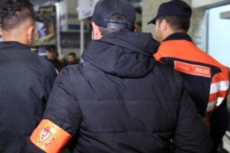 صورة مراكش .. مروج للمخدرات و المشروبات الكحولية في قبضة أمن الدائرة السابعة.