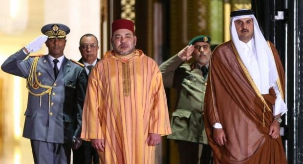 صورة أمير المؤمنين يهنئ ملوك ورؤساء وأمراء الدول الإسلامية بمناسبة عيد الفطر المبارك