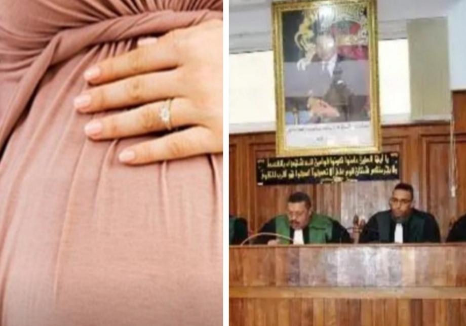 """صورة في سابقة قضائية لمحكمة آسفي: رفض طلب طلاق الشقاق لحين ولادة الزوجة الحامل """" ضمان حقوق الجنين """""""
