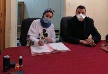 صورة اتفاقية شراكة بين مندوبية الصحة بأزيلال و المركز المغربي لحقوق الانسان تروم تعزيز العرض الصحي بإقليم أزيلال