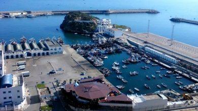 صورة رصد غلاف مالي يفوق 700 مليون درهم لرفع جاذبية ميناء الحسيمة و تجويد خدماته.