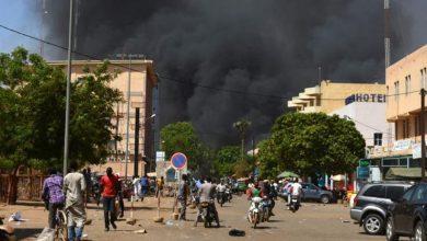 صورة هجوم شمال بوركينا فاسو يسقط أكثر من 100 قتيل.