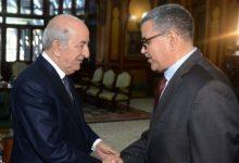 صورة استقالة الحكومة الجزائرية والرئيس تبون يكلفها بتصريف الأعمال