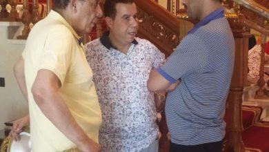 صورة عبد العزيز بوسعيد يعلن رسميا التحاقه بحزب الإستقلال.
