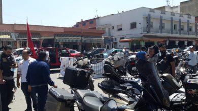 صورة تنظيم حملة ناجحة للتبرع بالدم بمدينة بنسليمان