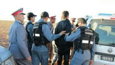 صورة الفرقة الوطنية للدرك الملكي تعاود الضربة بالناضور وتعتقل أحد أهم مروجي المخدرات الصلبة.