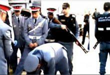 صورة تفاصيل إعتقال نائب وكيل الملك من طرف قاضي التحقيق بمحكمة الإستئناف بالرباط.