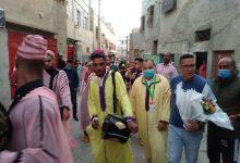 صورة تكريم الحائزتين على أعلى معدل باكالوريا بواحة سيدي ابراهيم.