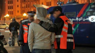 صورة الدار البيضاء .. توقيف شخص للاشتباه في طورته في قضية تتعلق بحيازة وترويج المخدرات والمؤثرات العقلية