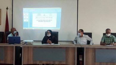 صورة جماعة مراكش تنظم ورشة عملية بمناسبة اليوم العالمي للبيئة.