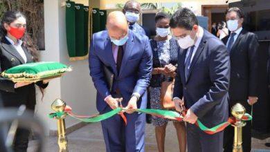 صورة افتتاح مكتب برنامج الأمم المتحدة لمكافحة الإرهاب والتدريب في إفريقيا بالرباط