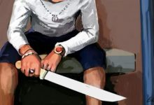 صورة حيازة الأسلحة البيضاء بدون مبرر شرعي .. ظاهرة تنخر المجتمع و تهدد أمنه و قيمه و استقراره