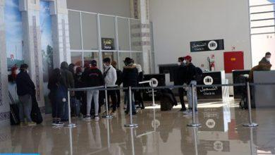صورة المطارات المغربية تستقبل 195 ألفا و547 مسافرا  في اسبوع واحد