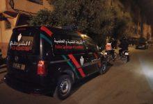 صورة درب الكبص بمراكش يهتز على وقع محاولة القتل العمد.