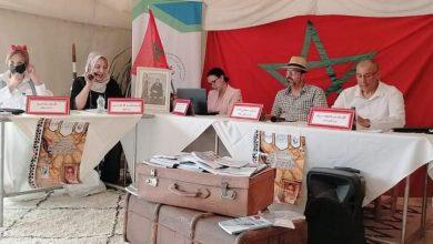 صورة سعاد الوردي تكتب بوحي الذاكرة و بنبض الناس من أجل الوطن.