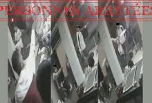 صورة الأمن يوقف عصابة قامت بالهجوم على مقهى بواسطة السيوف وثق بواسطة فيديو على موقع التواصل الإجتماعي