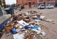 صورة مخلفات عيد الأضحى تقض مضجع ساكنة جنان أرفود بمراكش