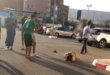 صورة خنيفرة … حادثة سير ضحيتها عقيد بالجيش مرابض بالصحراء المغربية .