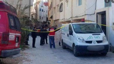 صورة جريمة قتل بشعة بالدار البيضاء .. شاب يفصل رأس والدته عن جسدها و يجول به في الشارع