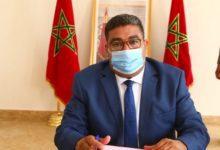 """صورة بالصور.. تسليم السلط رسميا """"لمحمد شقيق"""" رئيسا لمجلس جماعة واحة سيدي ابراهيم بمراكش"""