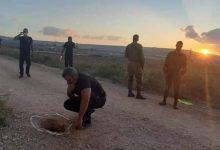 """صورة """"فلسطين"""" / بطريقة سينمائية… هروب أسرى فلسطينيين من سجن للاحتلال"""