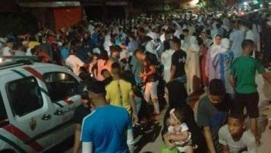 صورة عاجل .. حادثة سير بشعة بمحيط واد إسيل بسيدي يوسف بن علي تودي بحياة  شخصين و إصابة ٱخرين.