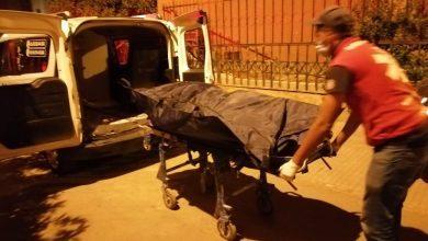 صورة عاجل/ العثور  على جثة ستيني متحلة بعمارة بحي أمرشيش