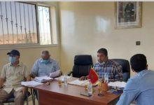 صورة خنيفرة .. إنتخاب رئيس جماعة أگلمام أزيزا والمكتب المسير