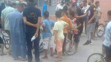 صورة عاجل .. مصرع عشرينية في حادث انقلاب دراجة نارية بدوار بلعكيد