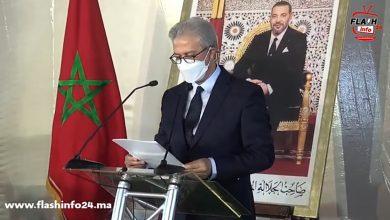 صورة قسي لحلو يعلن عن نسب مؤقتة للإنتخابات بجهة مراكش أسفي