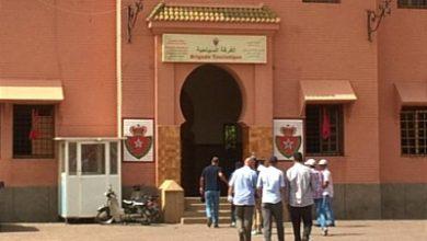 صورة فرقة الشرطة السياحية بمراكش تكشف عن خطتها الامنية منذ مطلع السنة الحالية