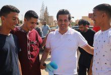 صورة الزميل بوجمعة لحلو نائبا أولا لرئيس جماعة سيدي المختار.