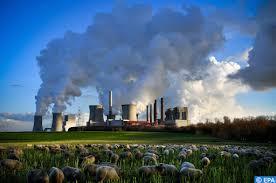 صورة انخفاض حاد في انبعاث ملوثات الهواء خلال سنة 2020