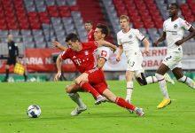 صورة كأس ألمانيا ..مونشنغلادباخ يضرب ب قوة وبايرن ميونيخ خارج المنافسة