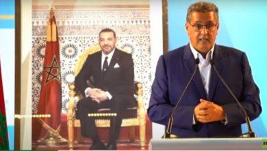 """صورة رئيس الحكومة يمثل الملك محمد السادس في أشغال """"منتدى مبادرة السعودية الخضراء"""" وقمة """"مبادرة الشرق الأوسط الأخضر"""""""