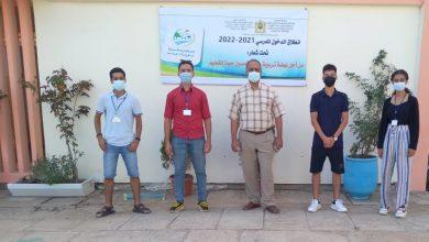 صورة تجربة نموذجية للمجلس التلاميذي المحلي بثانوية علال الفاسي  المديرية الاقليمية سيدي سليمان