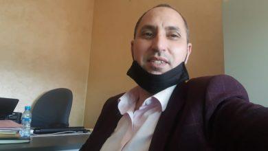 """صورة مدير مكتب """"فلاش أنفو 24"""" و """"راديو كازا ميد"""" ببنسليمان يهنئ المغاربة بذكرى المولد النبوي"""