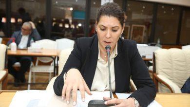 صورة بالصور.. السيدة عمدة مراكش فاطمة الزهراء المنصوري ترأست هذا المساء دورة استثنائية لانتخاب رؤساء اللجان الدائمة