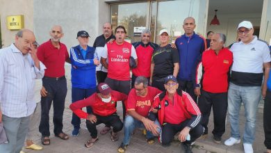 صورة جمعية رياضة وصداقة فرع مراكش تستضيف صحافيي القناة الثانية في نشاط رياضي ترفيهي+فيديو