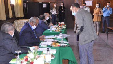صورة النتائج النهائية لانتخابات ممثلي القضاة بالمجلس الأعلى للسلطة القضائية 24 أكتوبر 2021