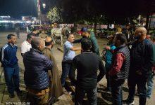 صورة محمد الإدريسي يشرف على جولة تفقدية للإنارة العمومية و النظافة بساحة جامع الفنا بمراكش