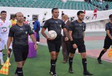 صورة التحكيم المغربي حاضر في كأس العرب بقطر