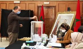 صورة القضاة ينتخبون ممثليهم في المجلس الأعلى للسلطة القضائية